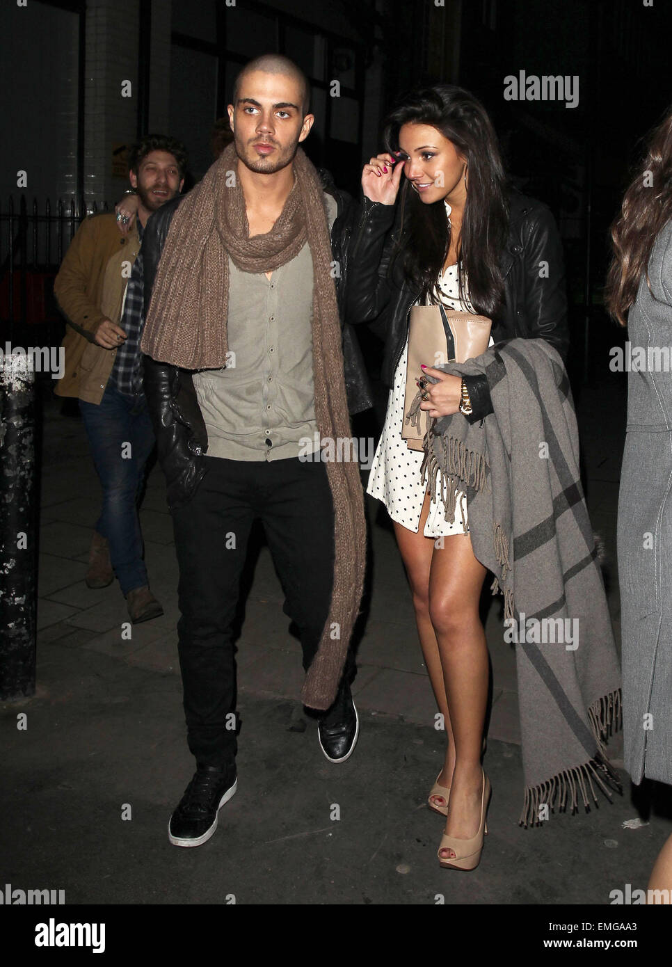who is max from the wanted dating Now he's had more than a year to come to terms with their break-up, the wanted star – who is now dating danish sports illustrated model nina agdal – says there are no hard feelings between .
