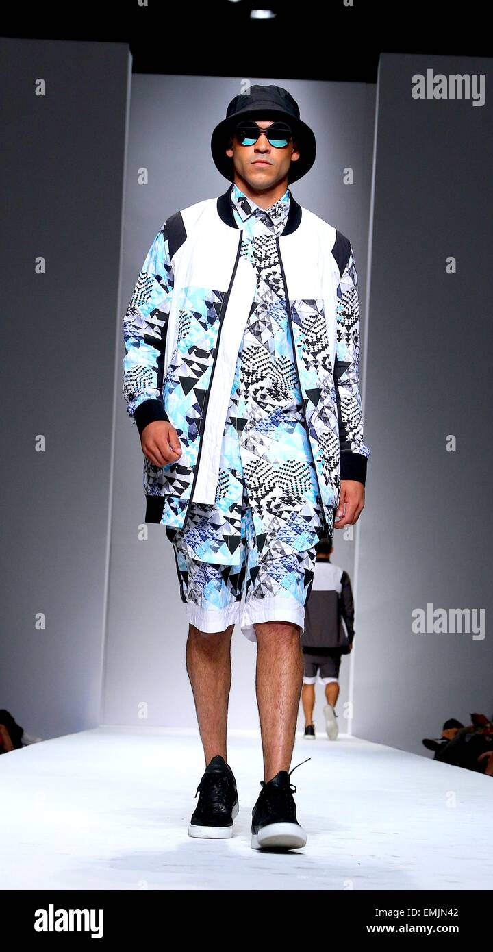 Los Angeles Fashion Week Spring Summer 2015 Control