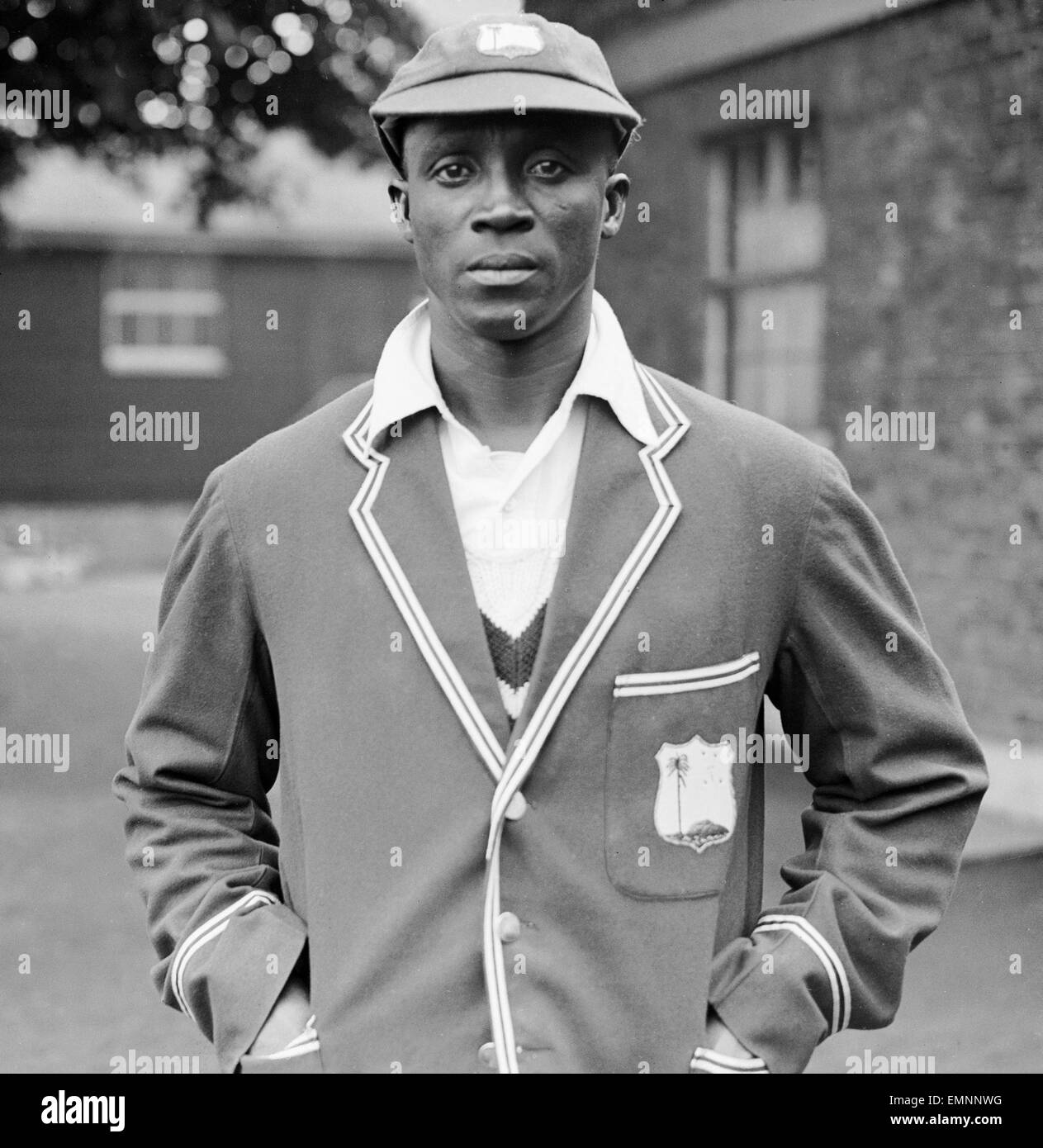 West Indian Cricket Team In England In 1933 Herman