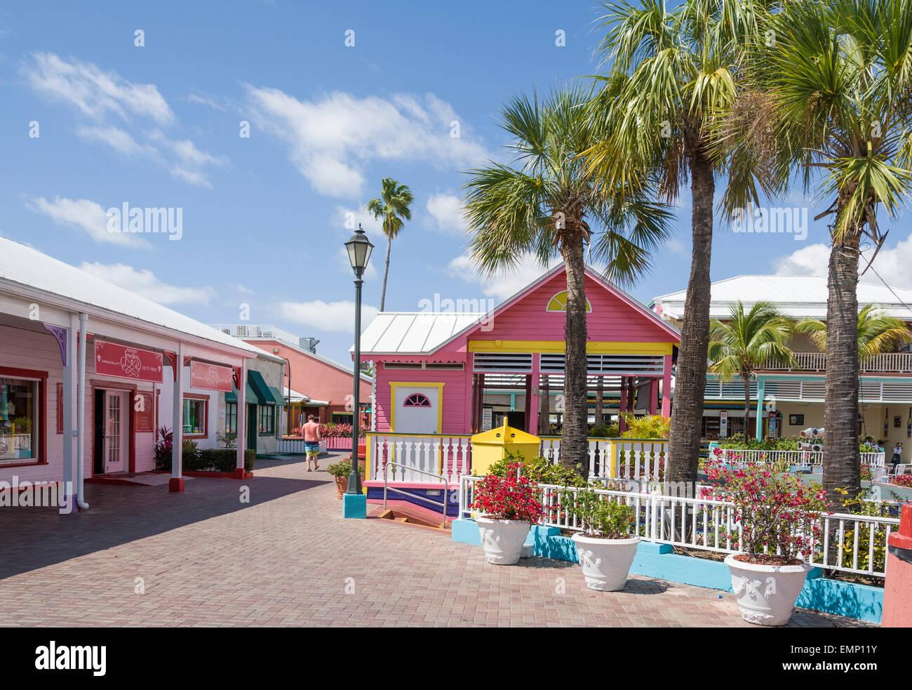 Grand Bahama Island Shopping