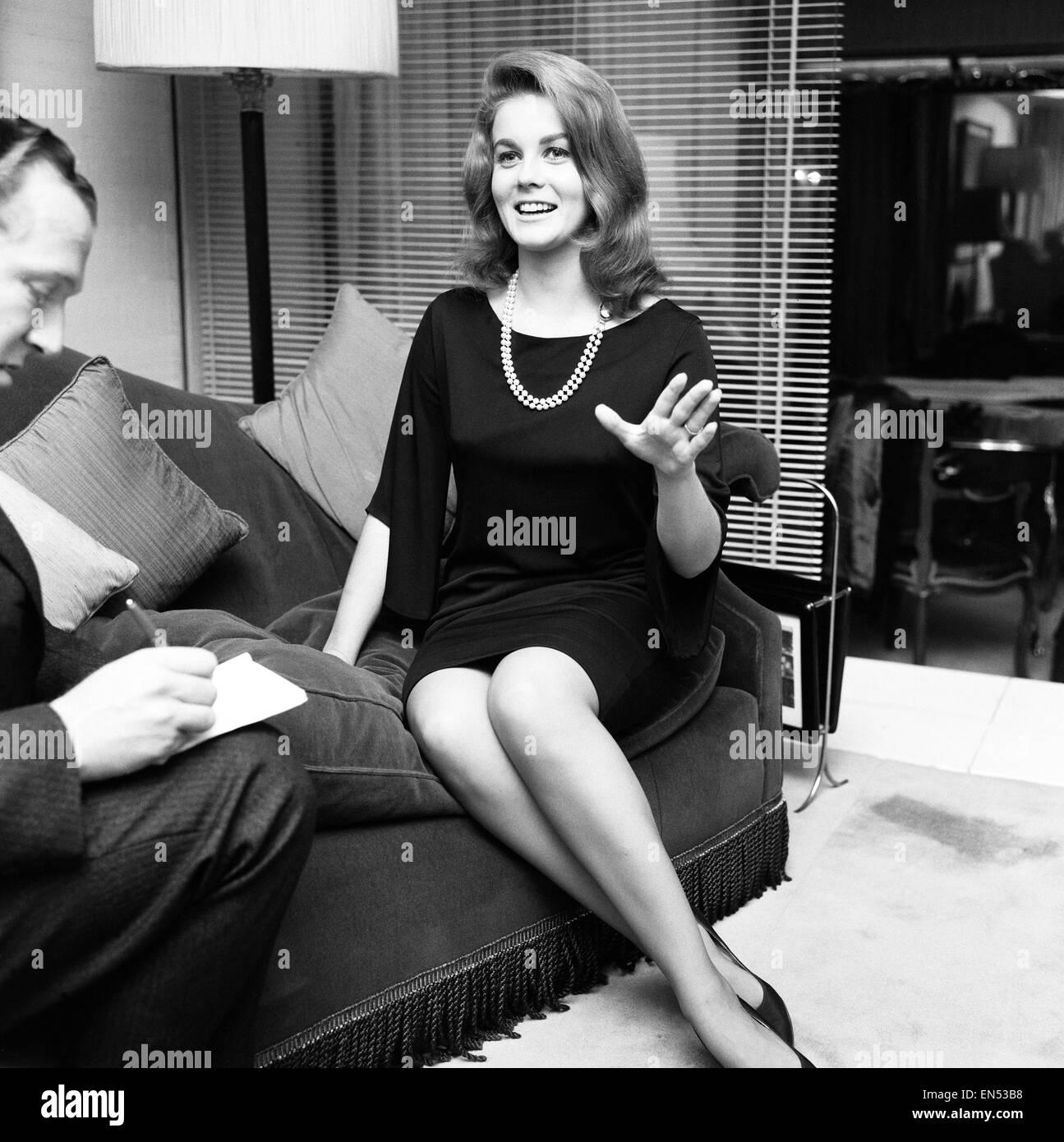 Ann Margret Olsson Film Actress Amp Singer Pictured At The