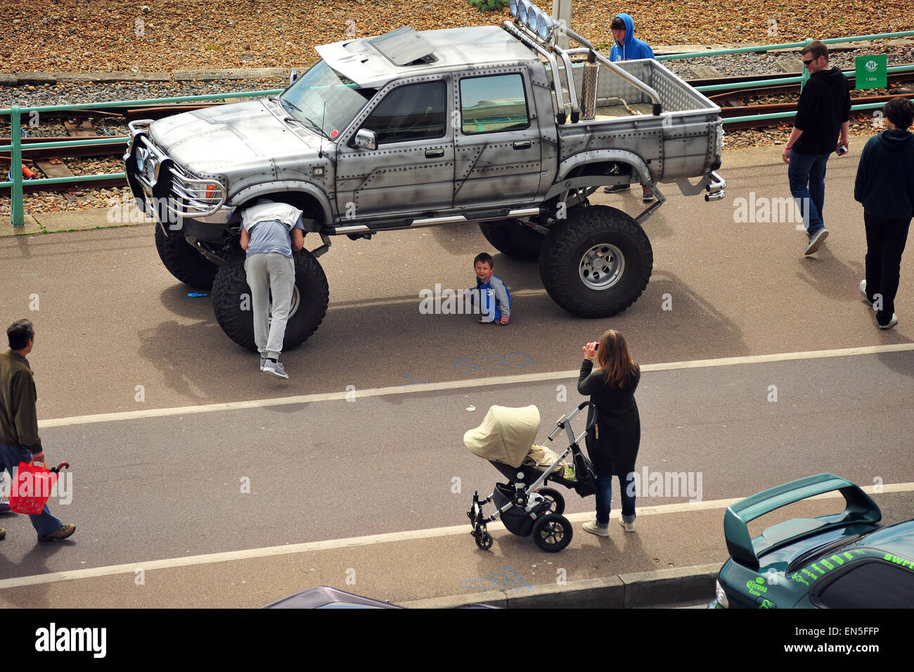 Modified 4x4 Stock Photos & Modified 4x4 Stock Images - Alamy
