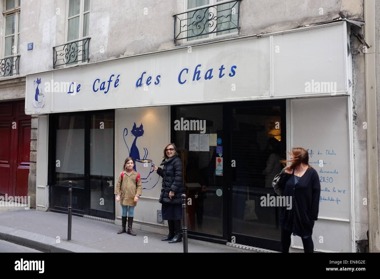 Caf Ef Bf Bd  Ef Bf Bd Chats En France
