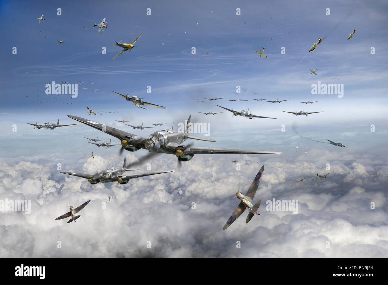 Battle of britain date in Australia