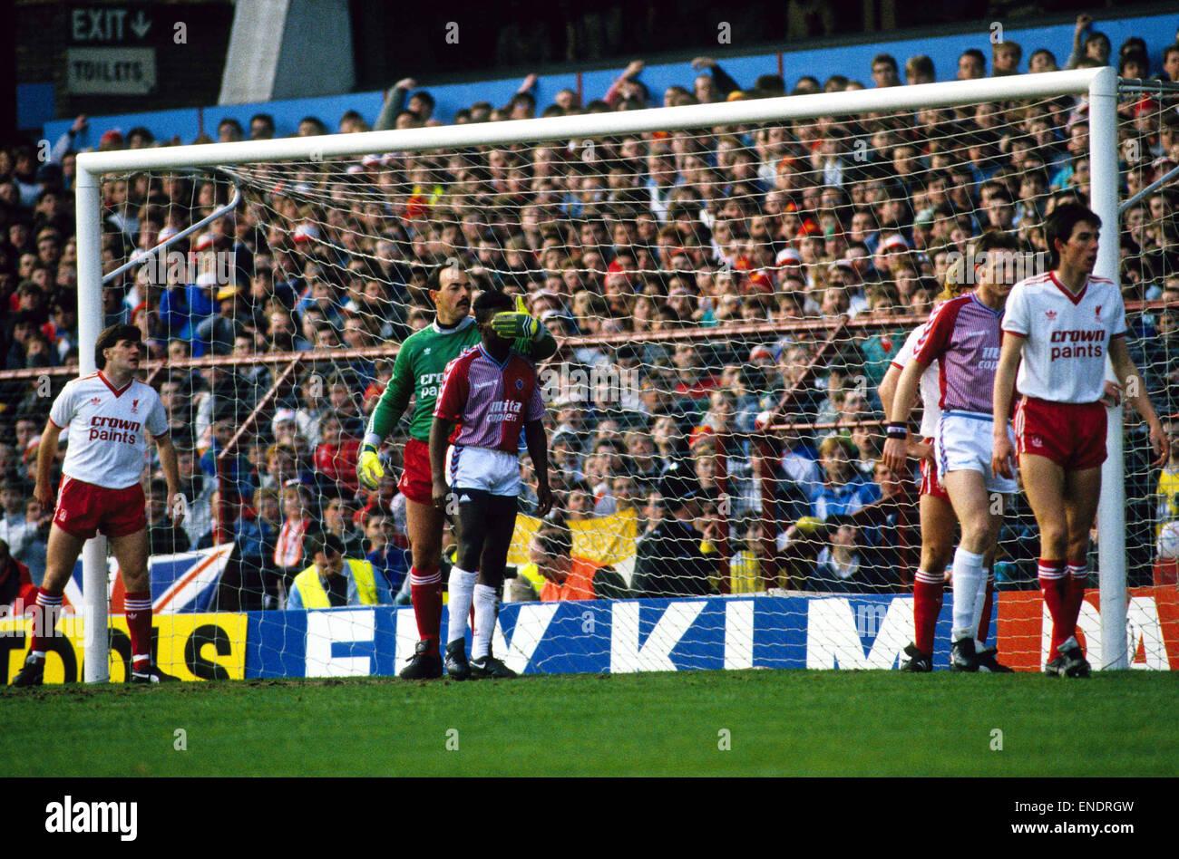 Villa Park - the home of Premiership team Aston Villa in ...