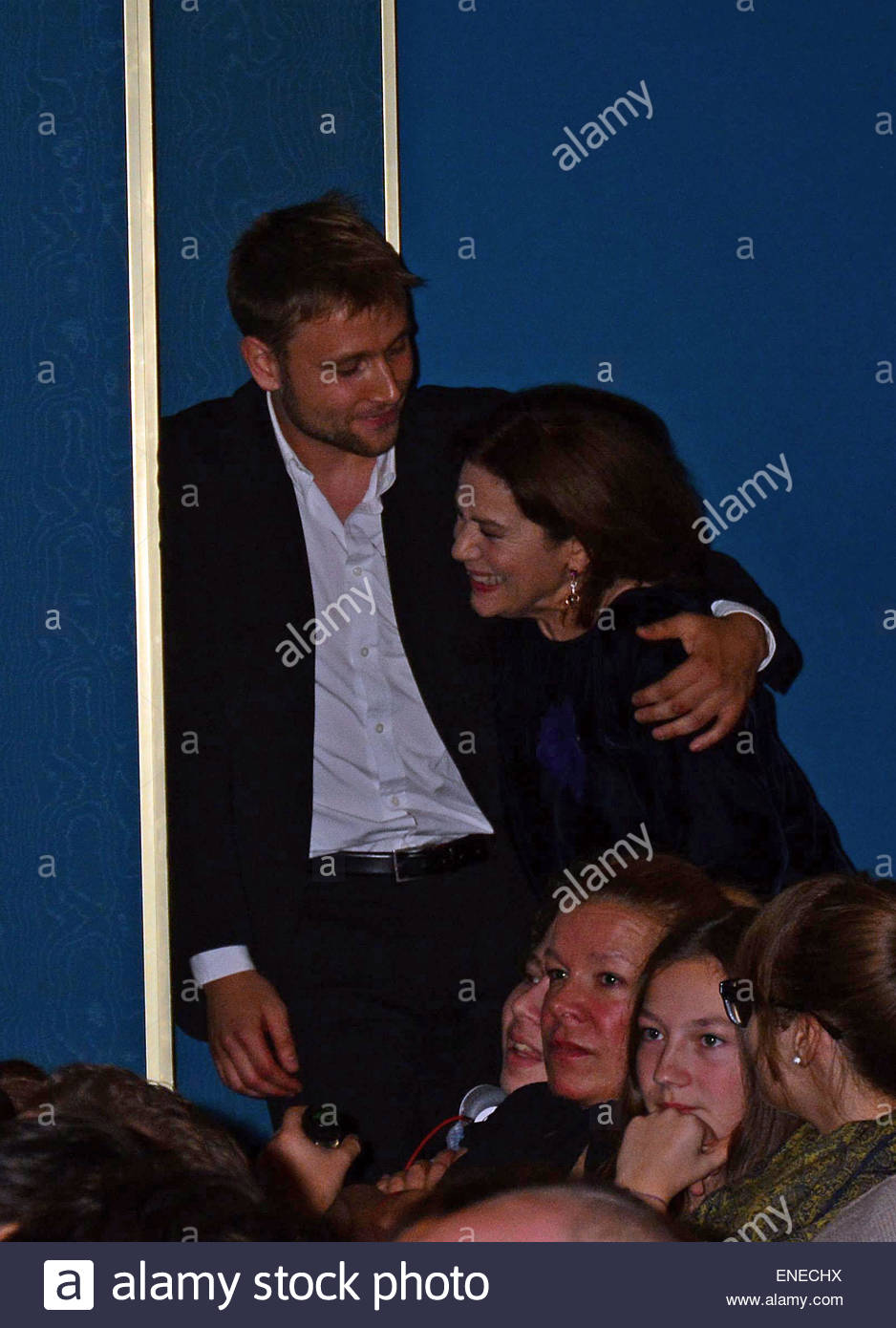 Picture of max riemelt - Hannelore Elsner Max Riemelt At The Premiere Auf Das Leben At Colosseum Movie Theatre Berlin Germany 29 10 2014 Featuring Hannelore Elsner Max Riemelt