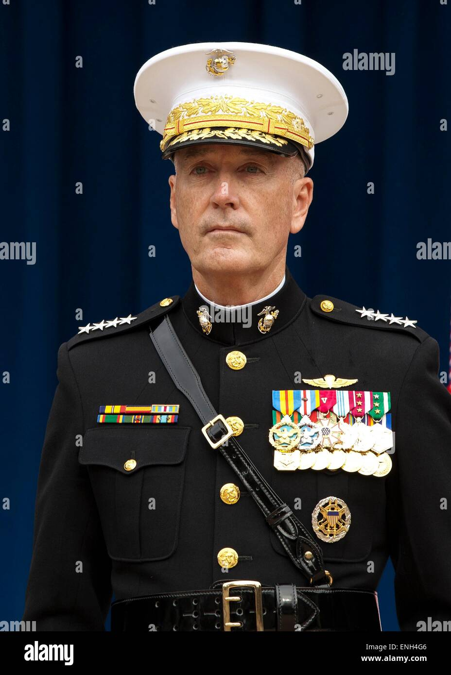 U.s. Marine Corps Gen. Joseph F. Dunford, Jr. Ceremony At ...
