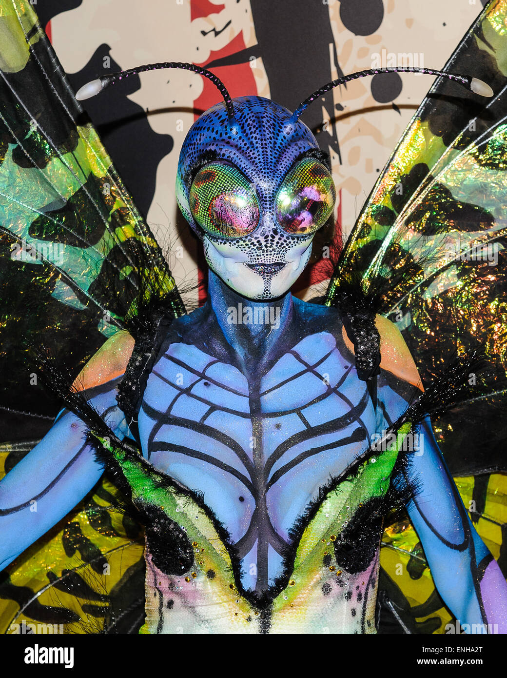 Heidi Klum's 15th Annual Halloween Party at TAO Downtown Featuring ...