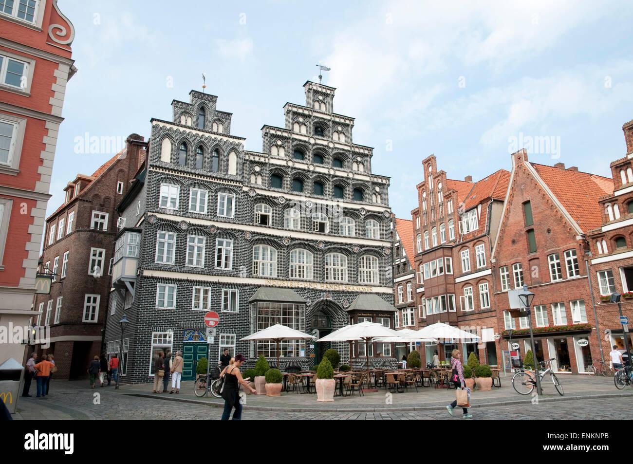 Haus der Industrie und Handelskammer Am Sande Altstadt