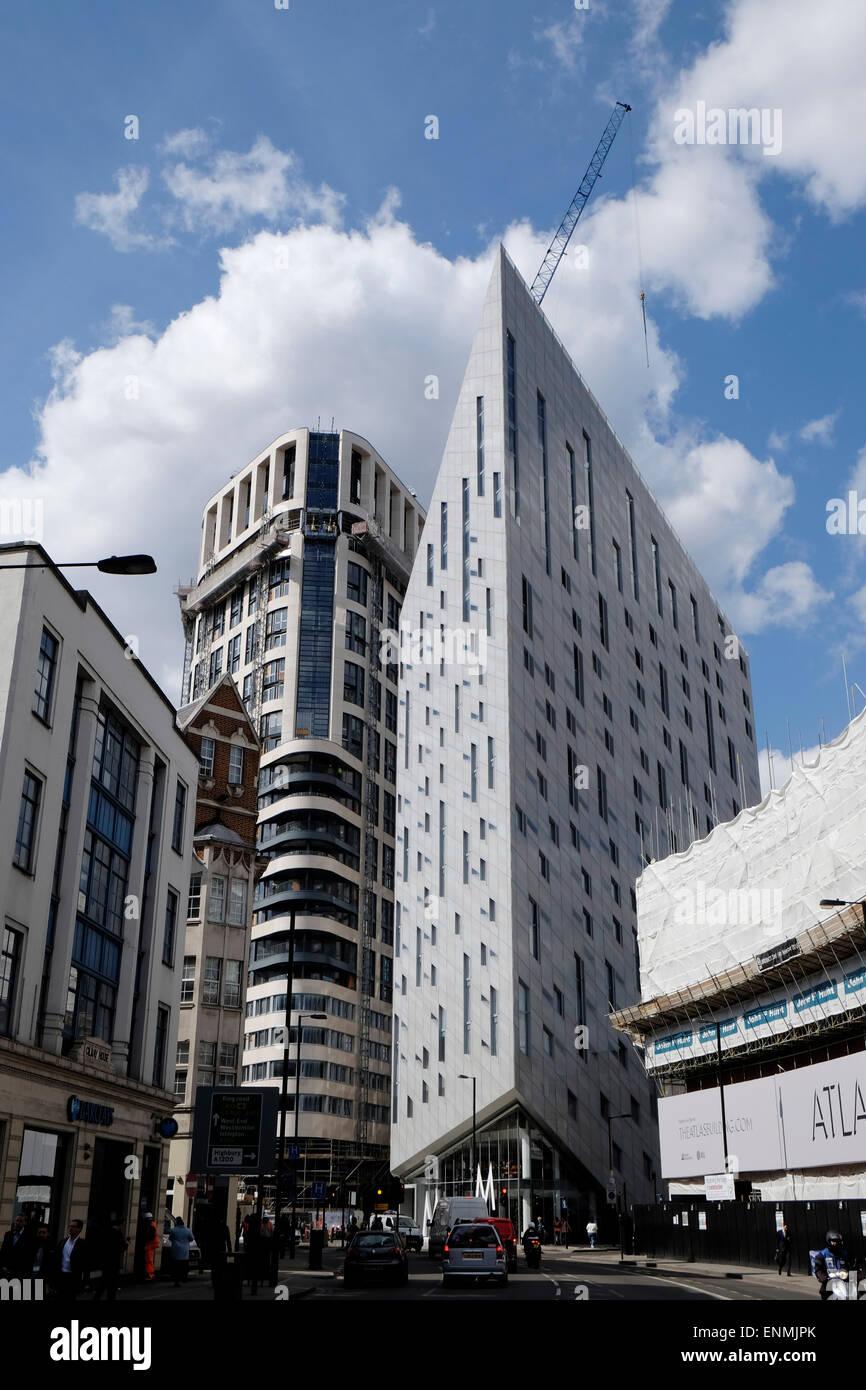 Montcalm Shoreditch: M Montcalm Shoreditch Luxury Hotel On City Road, London UK