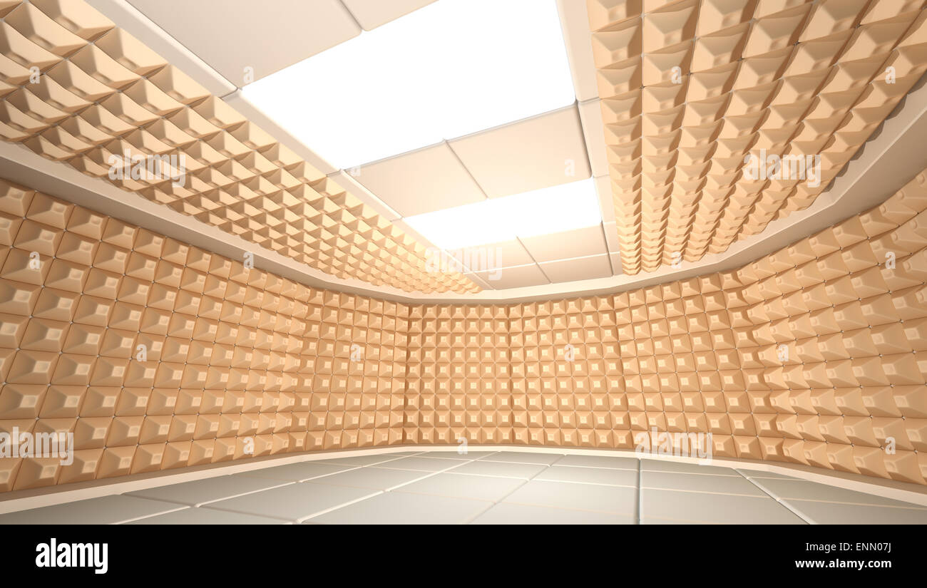 Soundproof room Stock Photo, Royalty Free Image: 82210454 - Alamy