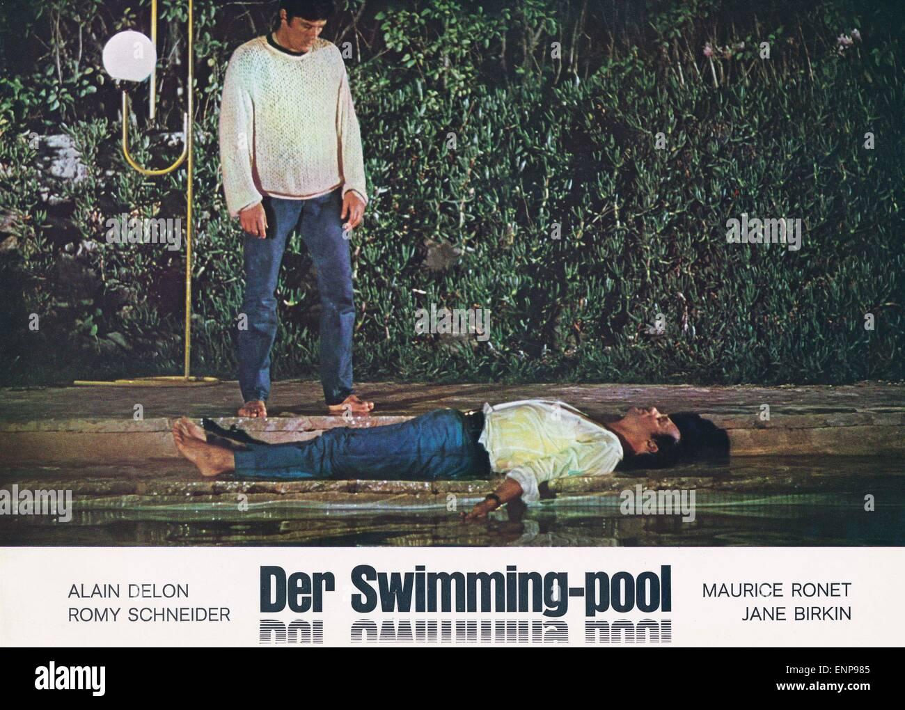 La piscine frankreich italien 1969 regie jacques deray for La piscina 1969