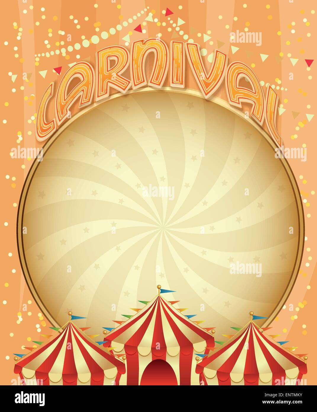 carnival poster mardi gras venice carnival banner holiday stock carnival poster mardi gras venice carnival banner holiday template