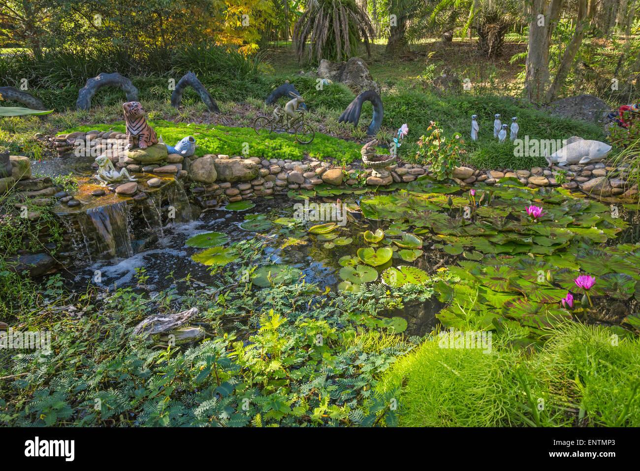 Childrenu0027s Garden At Kanapaha Botanical Gardens In Gainesville Florida