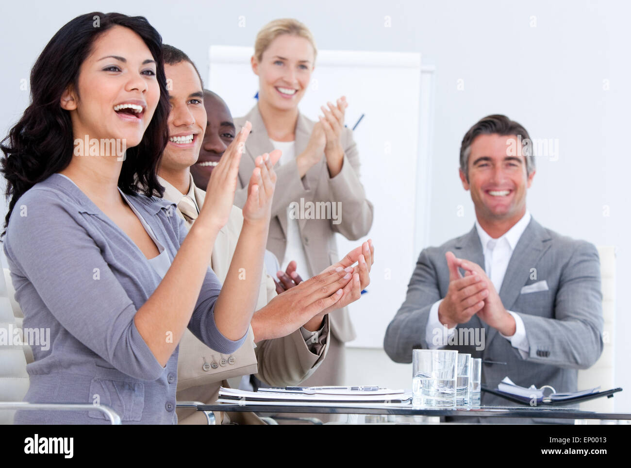 Image result for People applauding, images