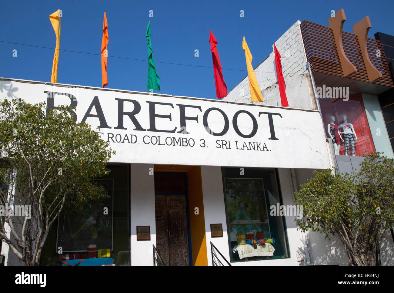 Barefoot colombo online shopping