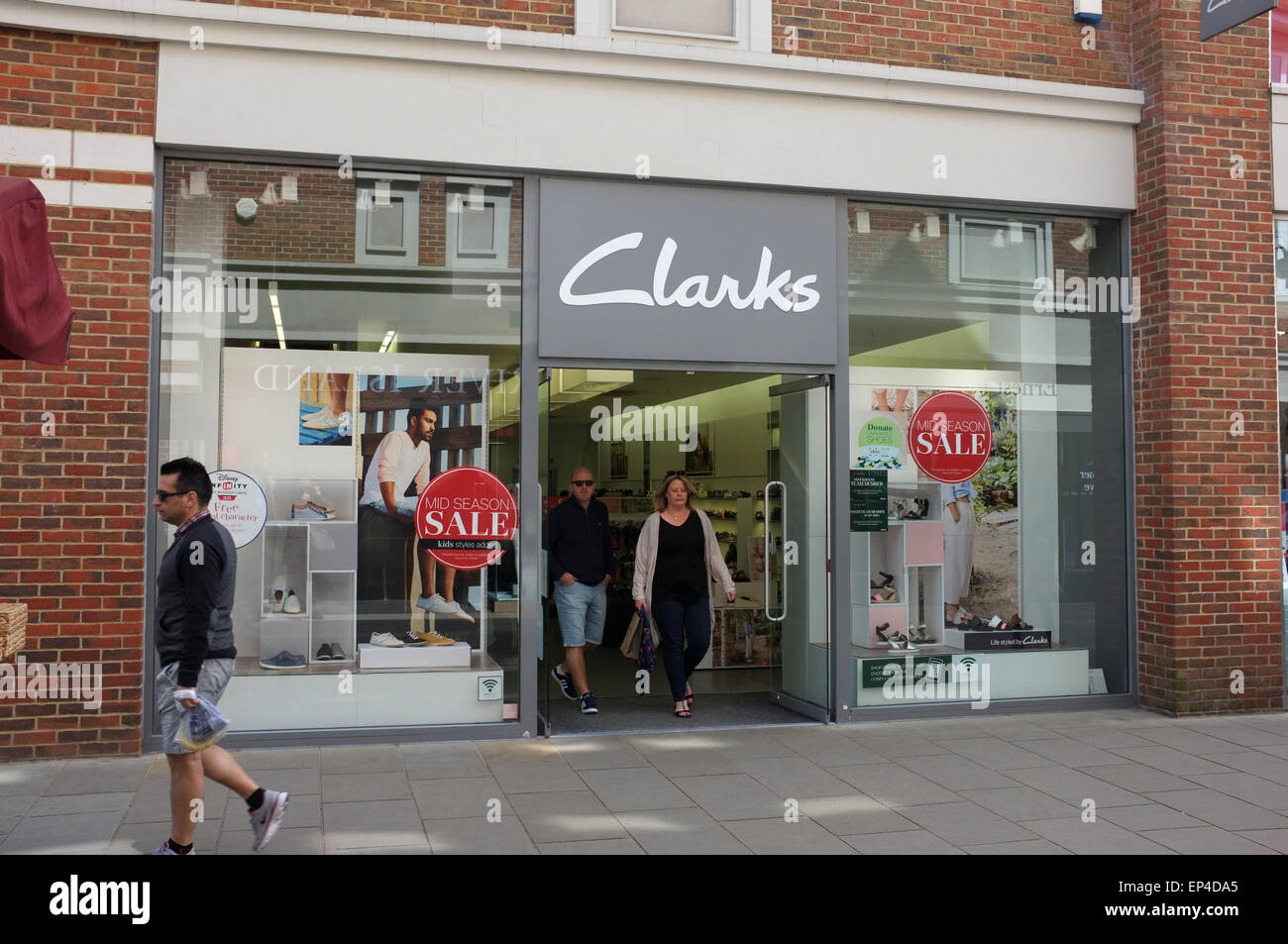 Shoe Shops In Canterbury