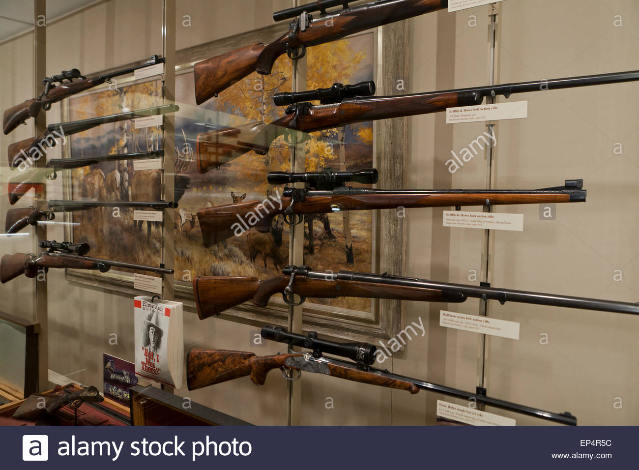 American Made Bolt Action Hunting Rifles At National Firearms - Gun museums in usa