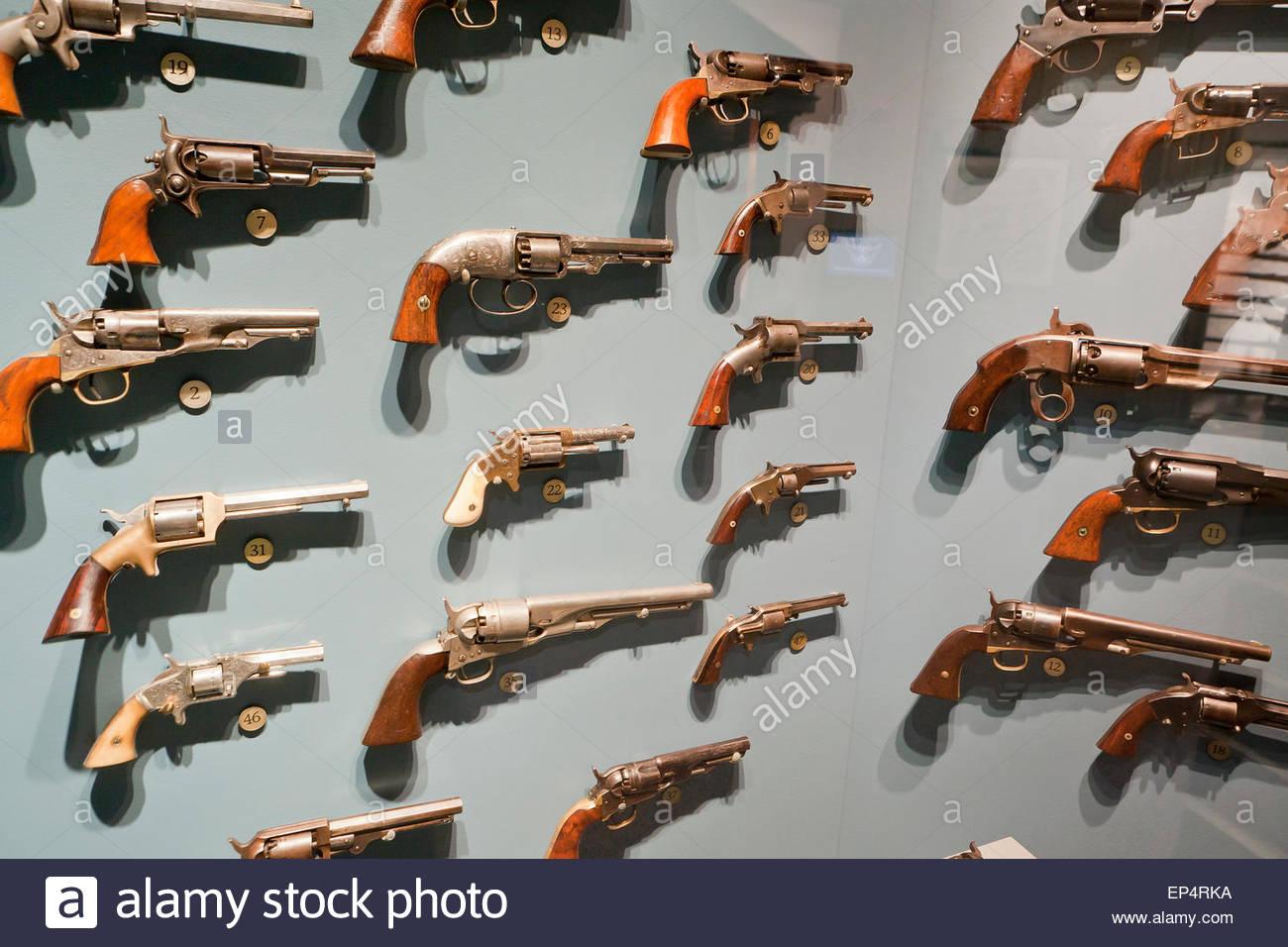 Handgun Museum Stock Photos  Handgun Museum Stock Images Alamy - Gun museums in usa
