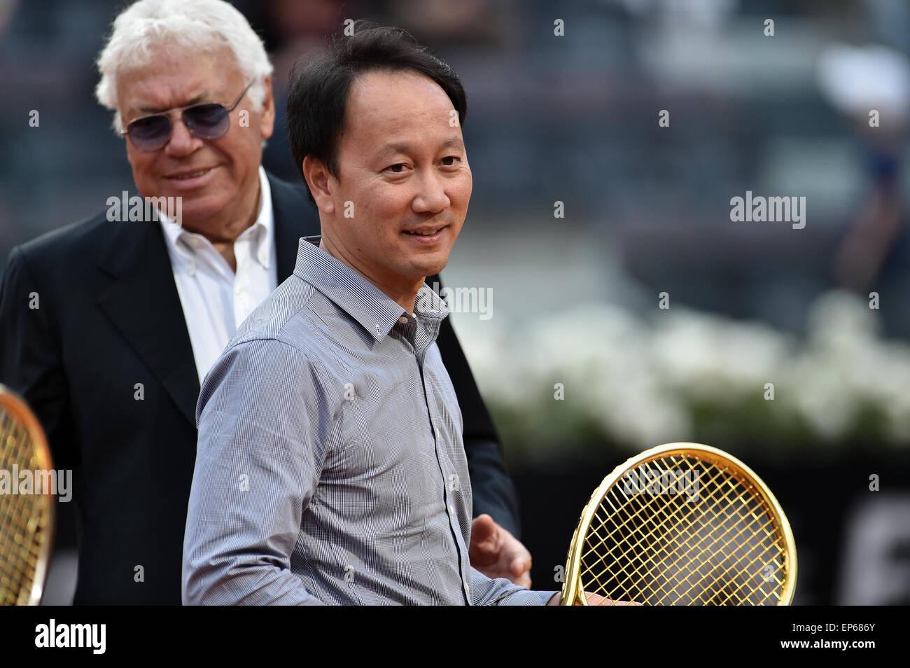 Rome Italy 13th May 2015 BNL Italian Open Tennis ATP Michael