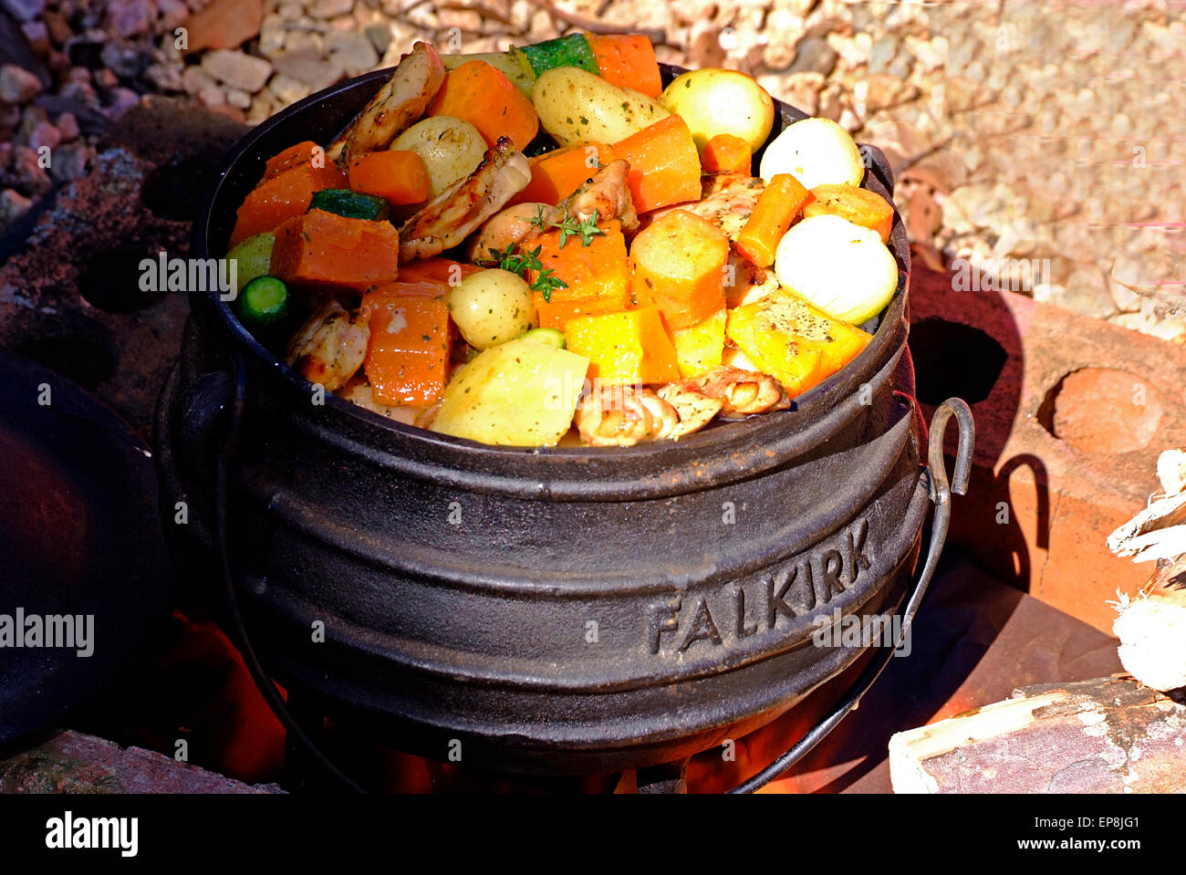 Enjoy camping food recipes and resources from Scouts all over the world. Find dutch oven recipes, ideas for cooking without utensils, base camp meals, trail food, and more.