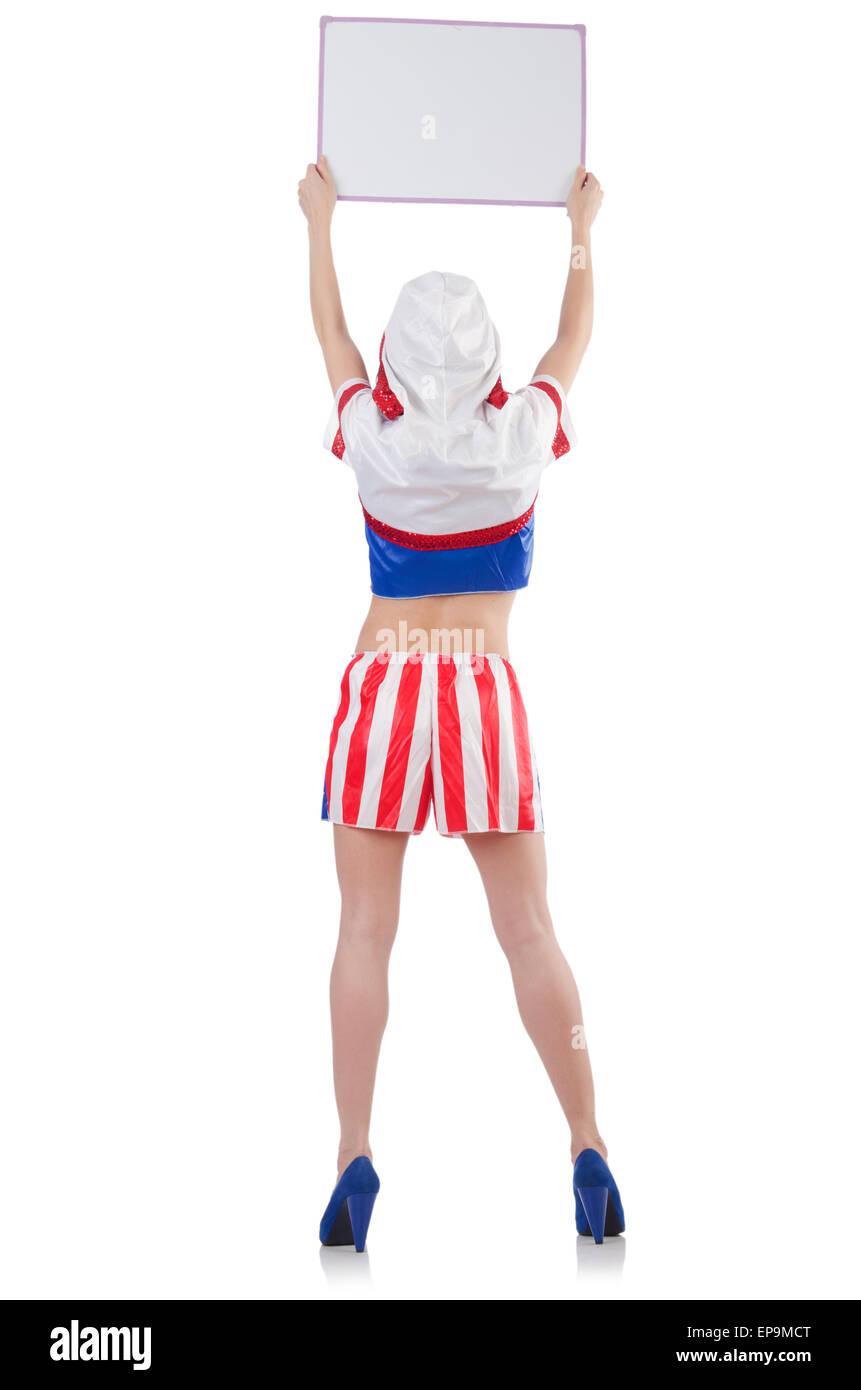 Boxer Uniform 23