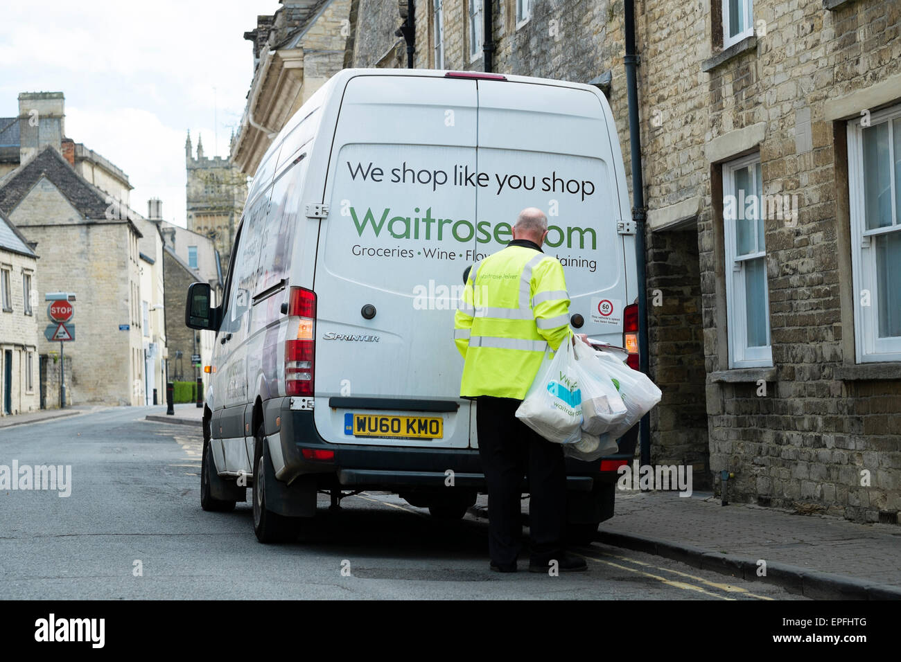 Waitrose Food To Order Delivery