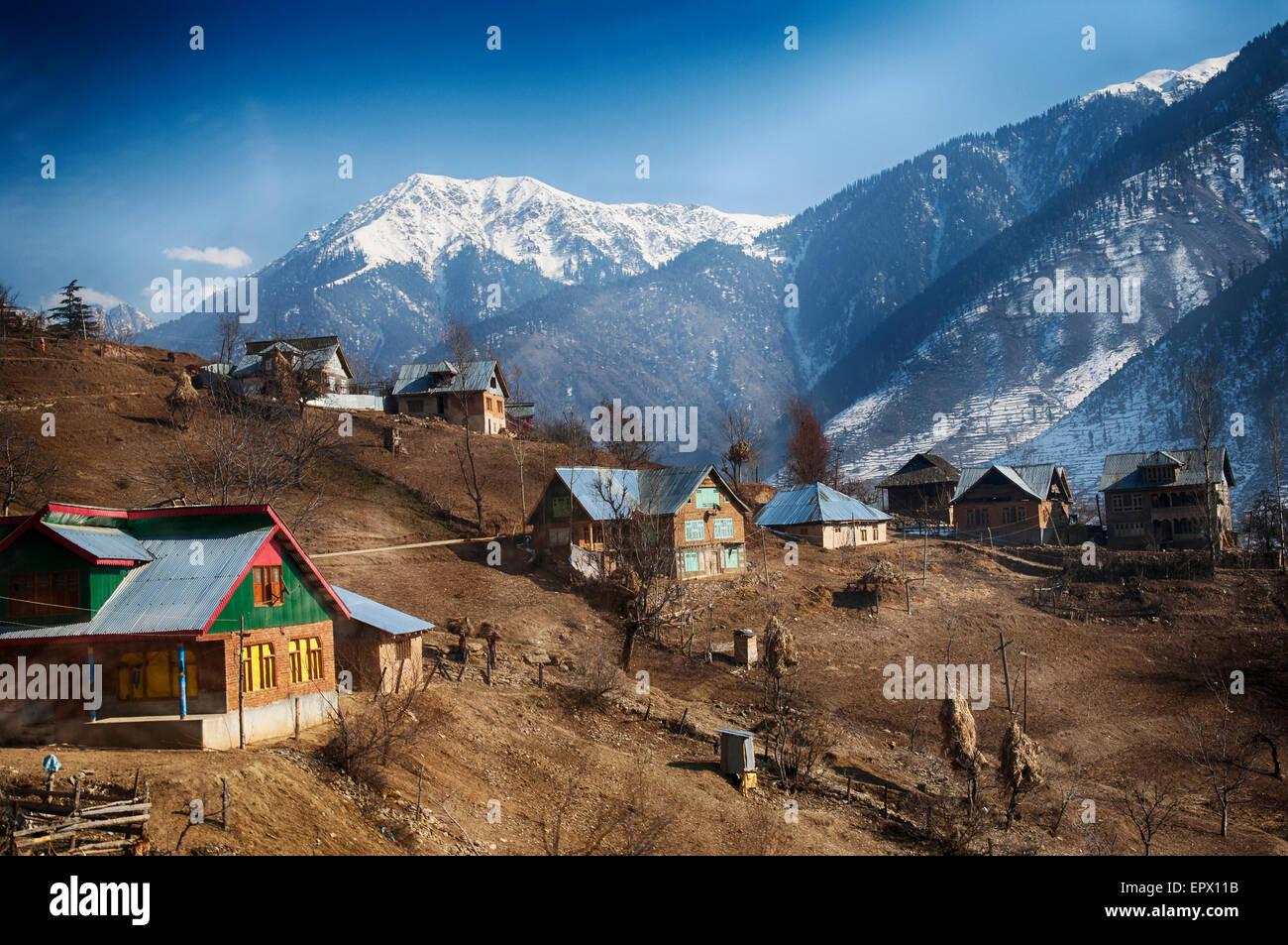 Kashmir Houses Pictures