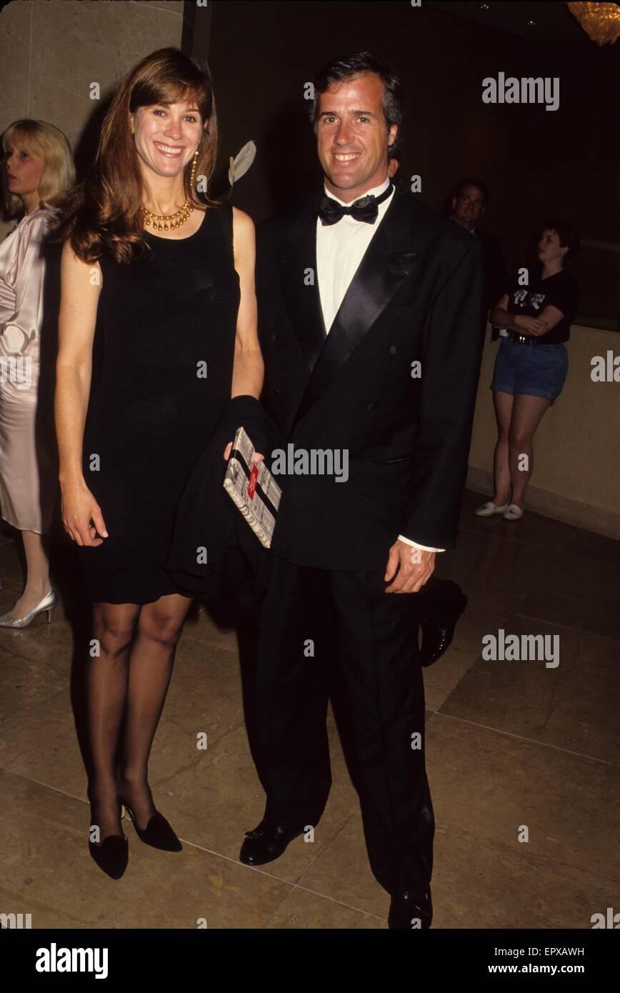Danny Sullivan With Julie Nini 1992 169 Lisa Rose Globe