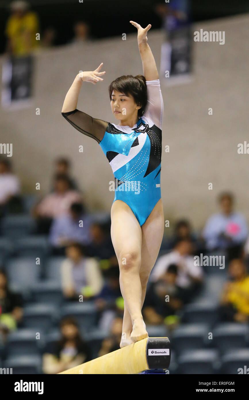 mai murakami Mai Murakami, MAY 17, 2015 - Artistic Gymnastics : The 54th NHK Cup Women's