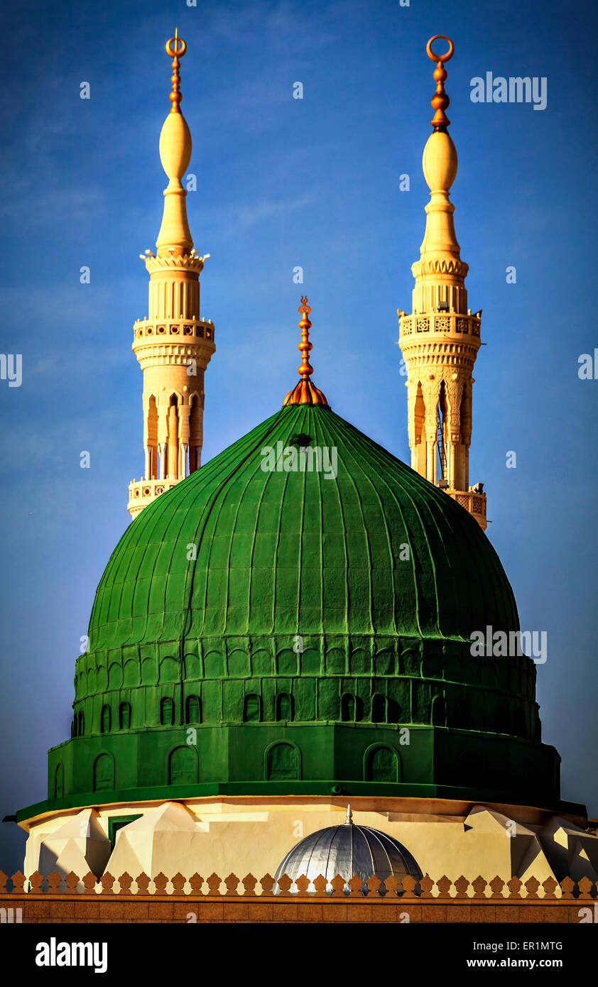 Masjid Nabawi Dome | www.pixshark.com - Images Galleries ...