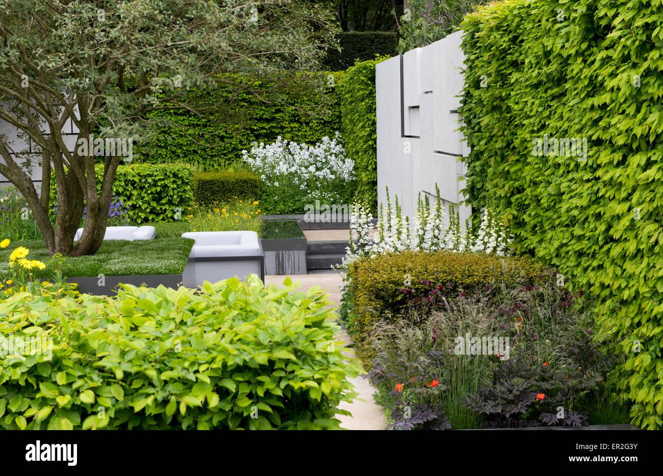 The Telegraph Garden Designed By Marcus Barnett And Winner