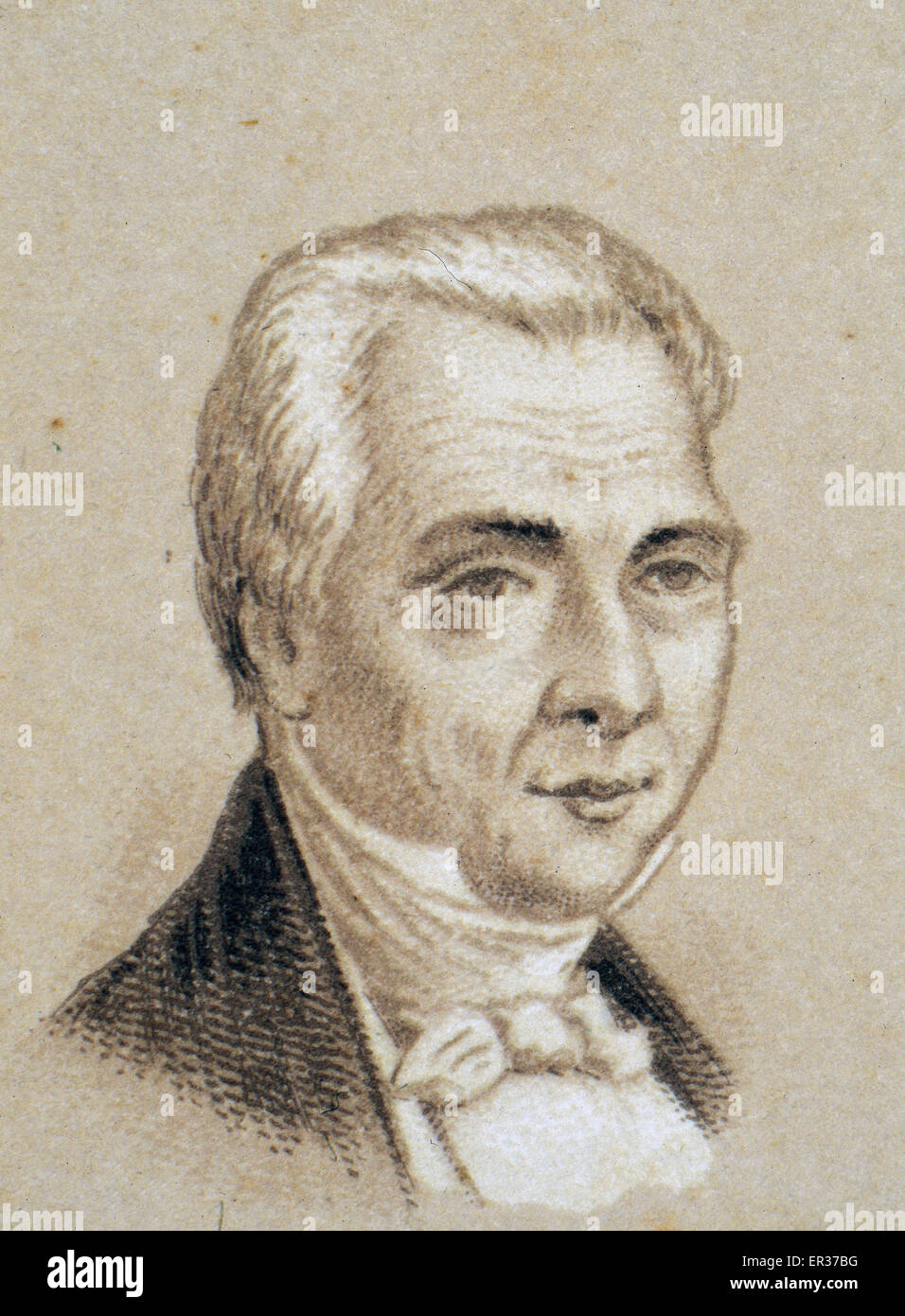 <b>Jose Mariano</b> Michelena (1772-1852). Mexican military officer and politician. - jose-mariano-michelena-1772-1852-mexican-military-officer-and-politician-ER37BG