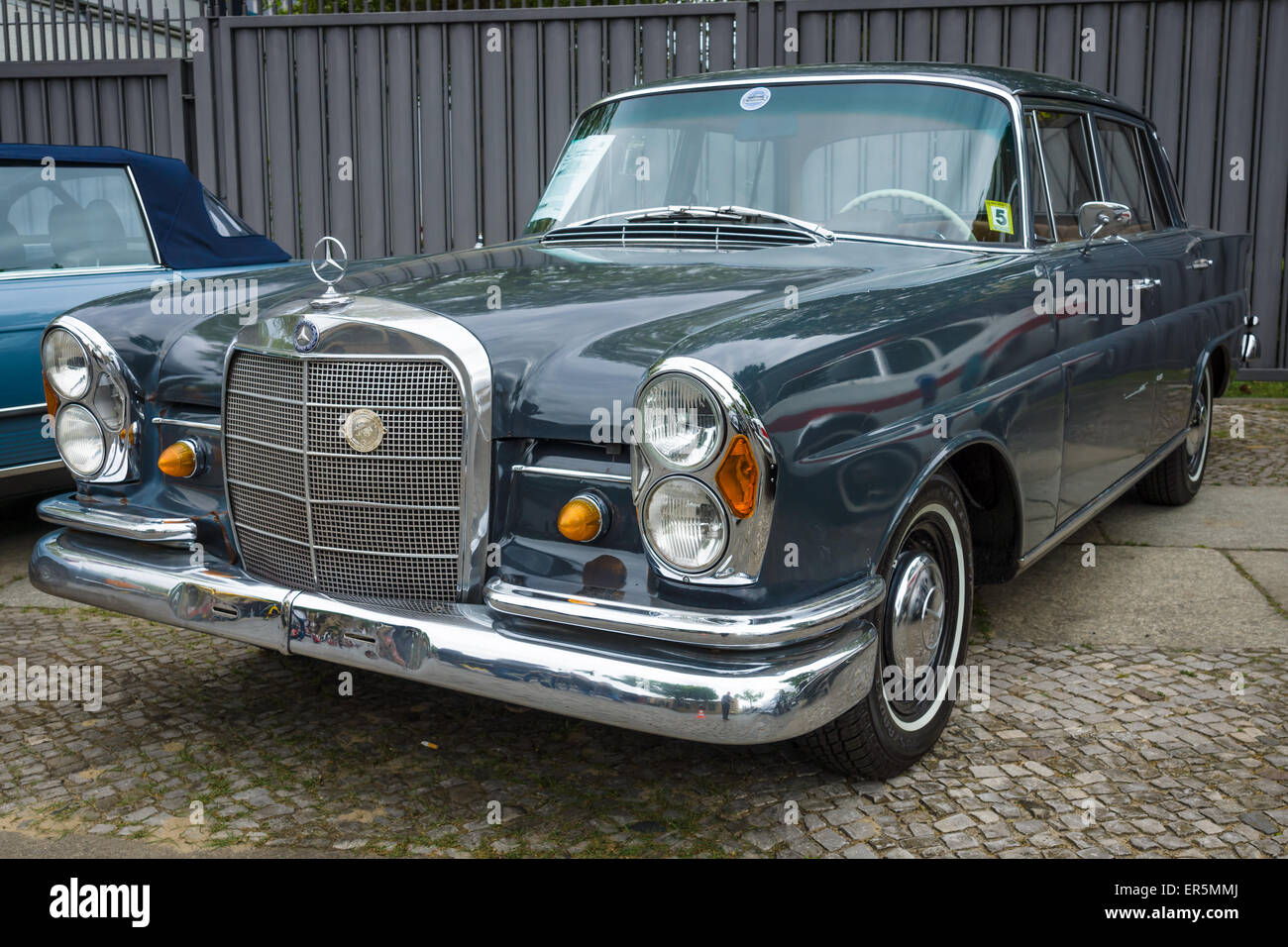 berlin may 10 2015 full size luxury car mercedes benz 230s stock photo royalty free image. Black Bedroom Furniture Sets. Home Design Ideas