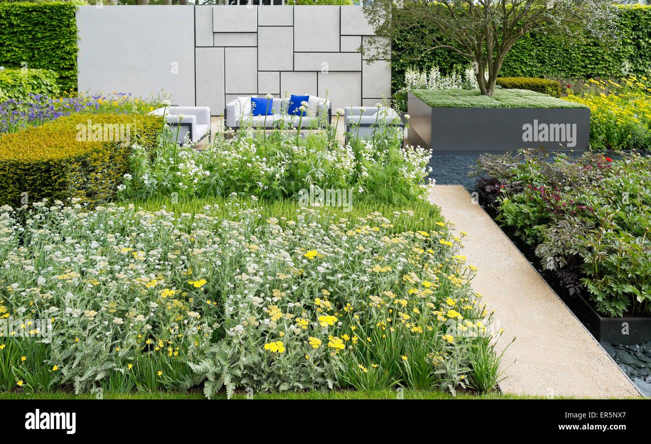 The Telegraph Garden Designed By Marcus Barnett Gold