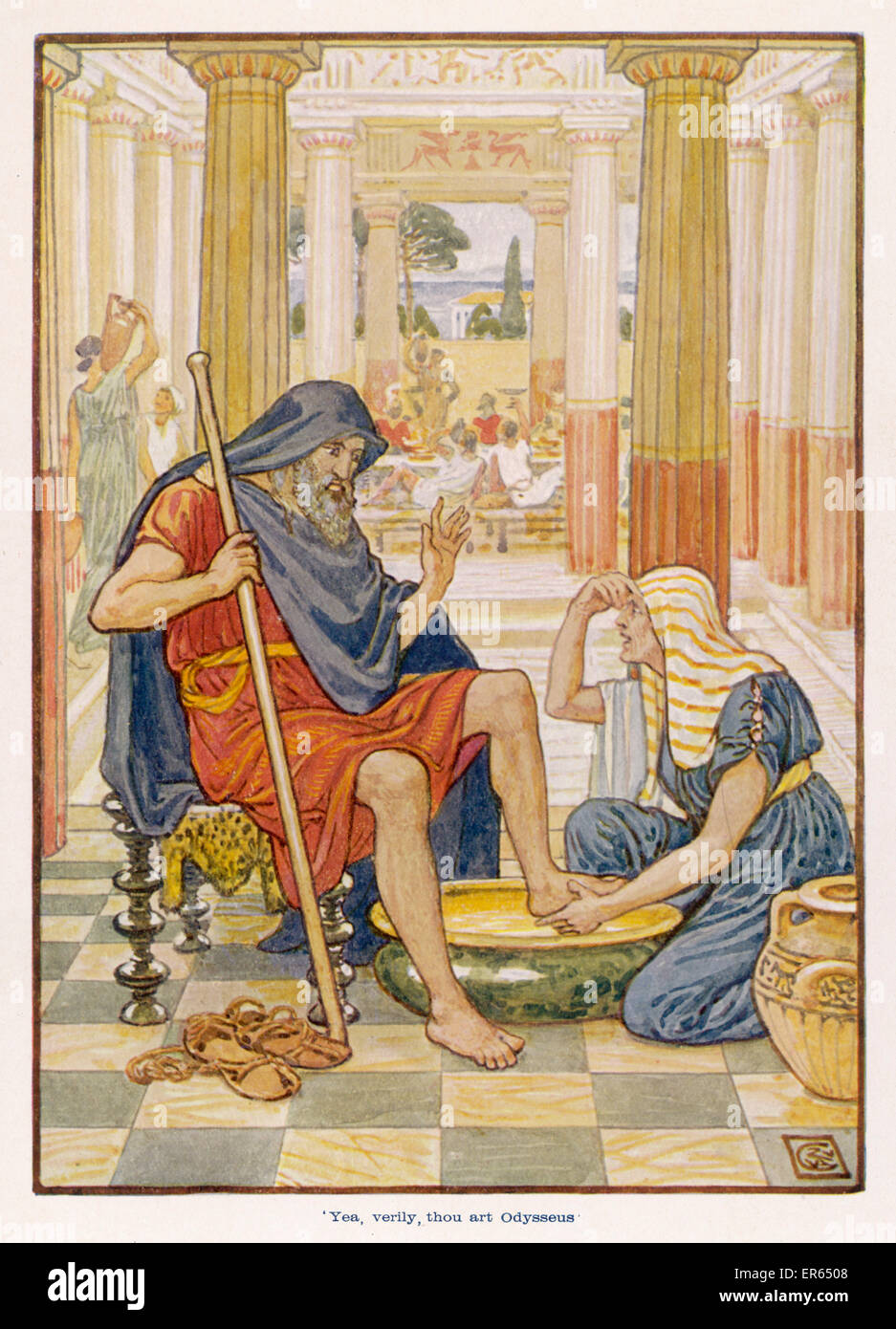 odysseus as a beggar essay Penelope as dreamer: a reading of book 19 of mysterious beggar in this essay i will take a new look at penelope's dream in book odysseus the beggar, whom we in the audience know is odysseus in disguise.