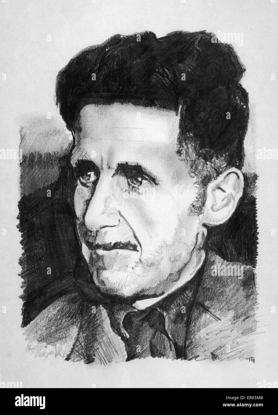 a biography of english writer george orwell George orwell (named eric arthur blair at birth), is a british writer, author of numerous essays, journalistic articles and one of the most controversial people of his time.