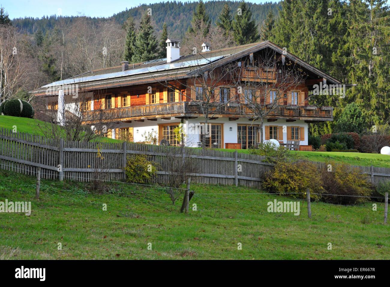 Uli Hoeneß Villa