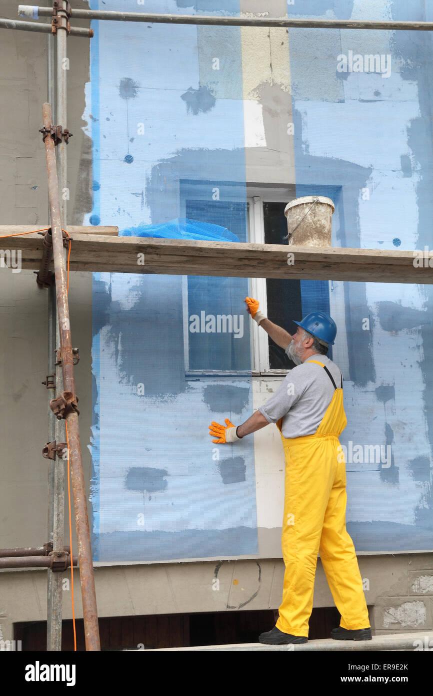 HouseNet Residential Cavity Wall Flashing - Mortar Net Solutions ...