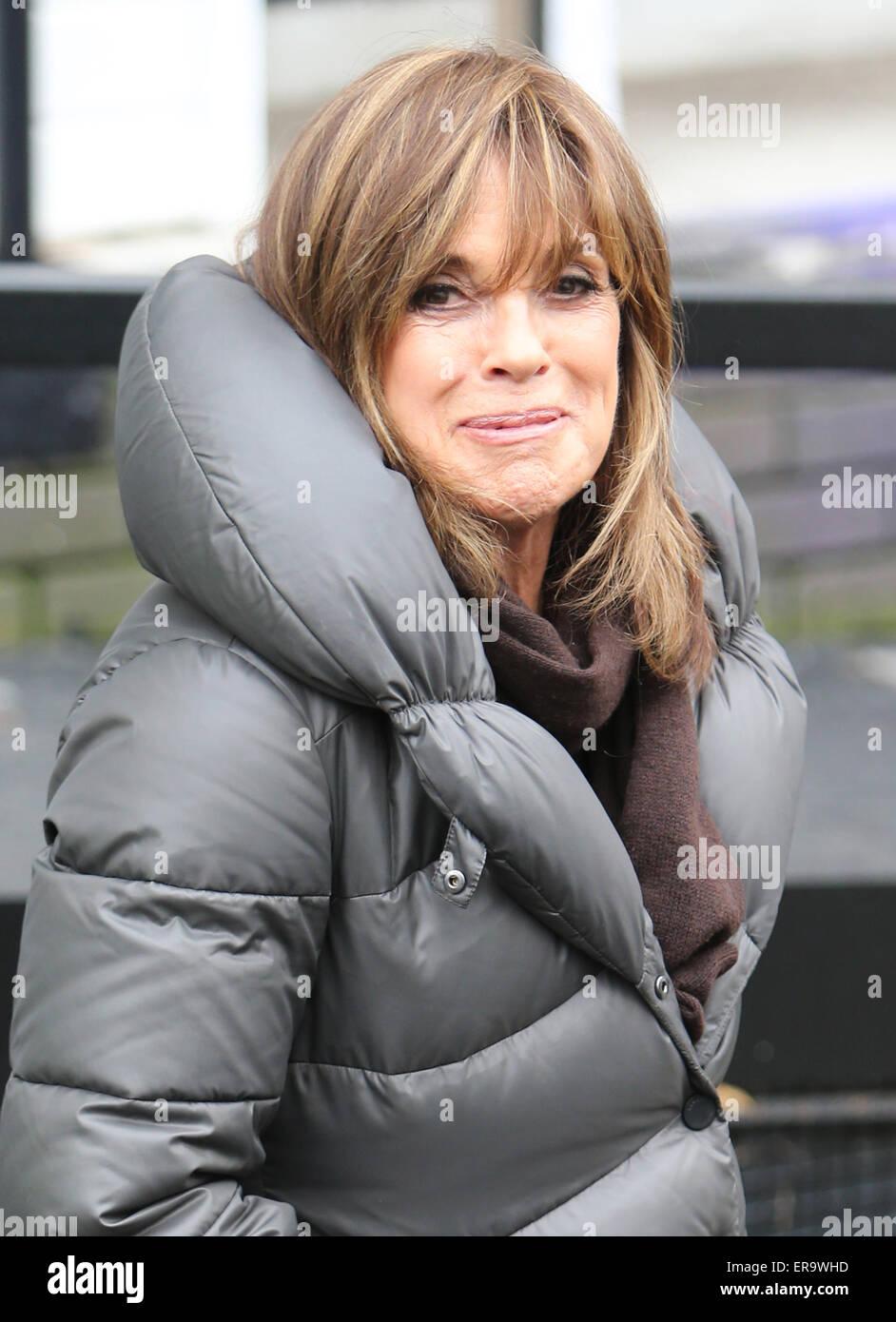 Linda Gray in london