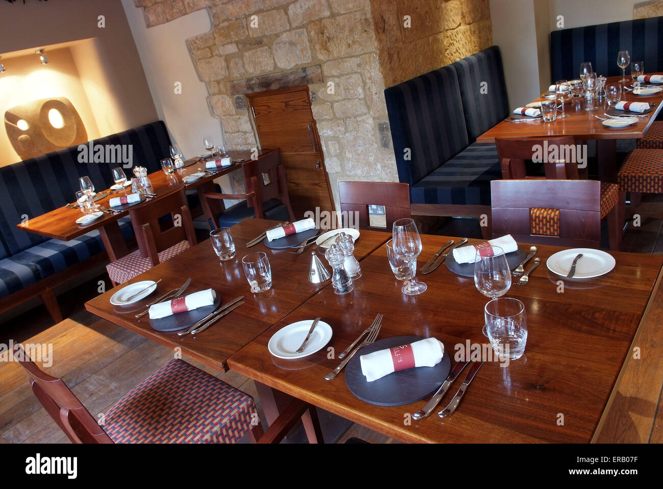Russells Restaurant With Rooms In Broadway Worcestershire UK