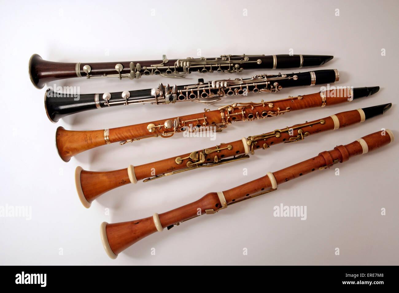 baroque clarinet - photo #14