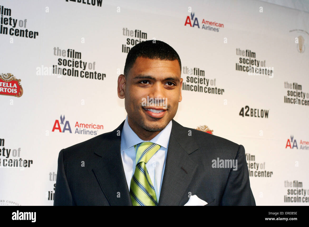 Allan Houston at the 36th Annual Society Gala Tribute honors