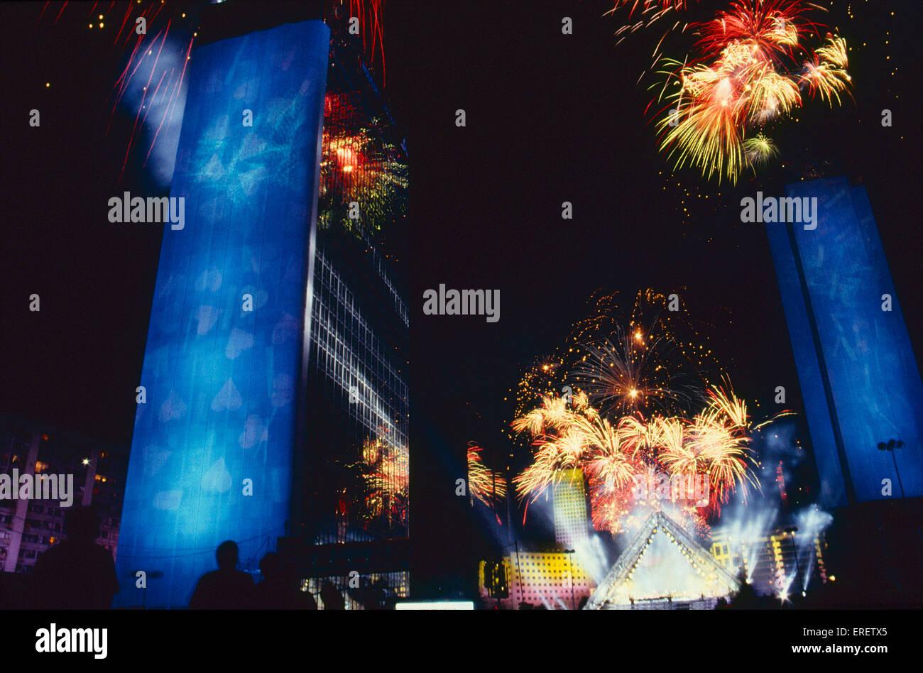 Jean Michel Jarre Concert