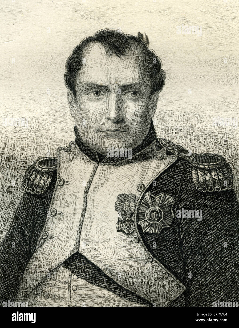 Napoleon Bonaparte (1769 – 1821), rose to prominence as a ...