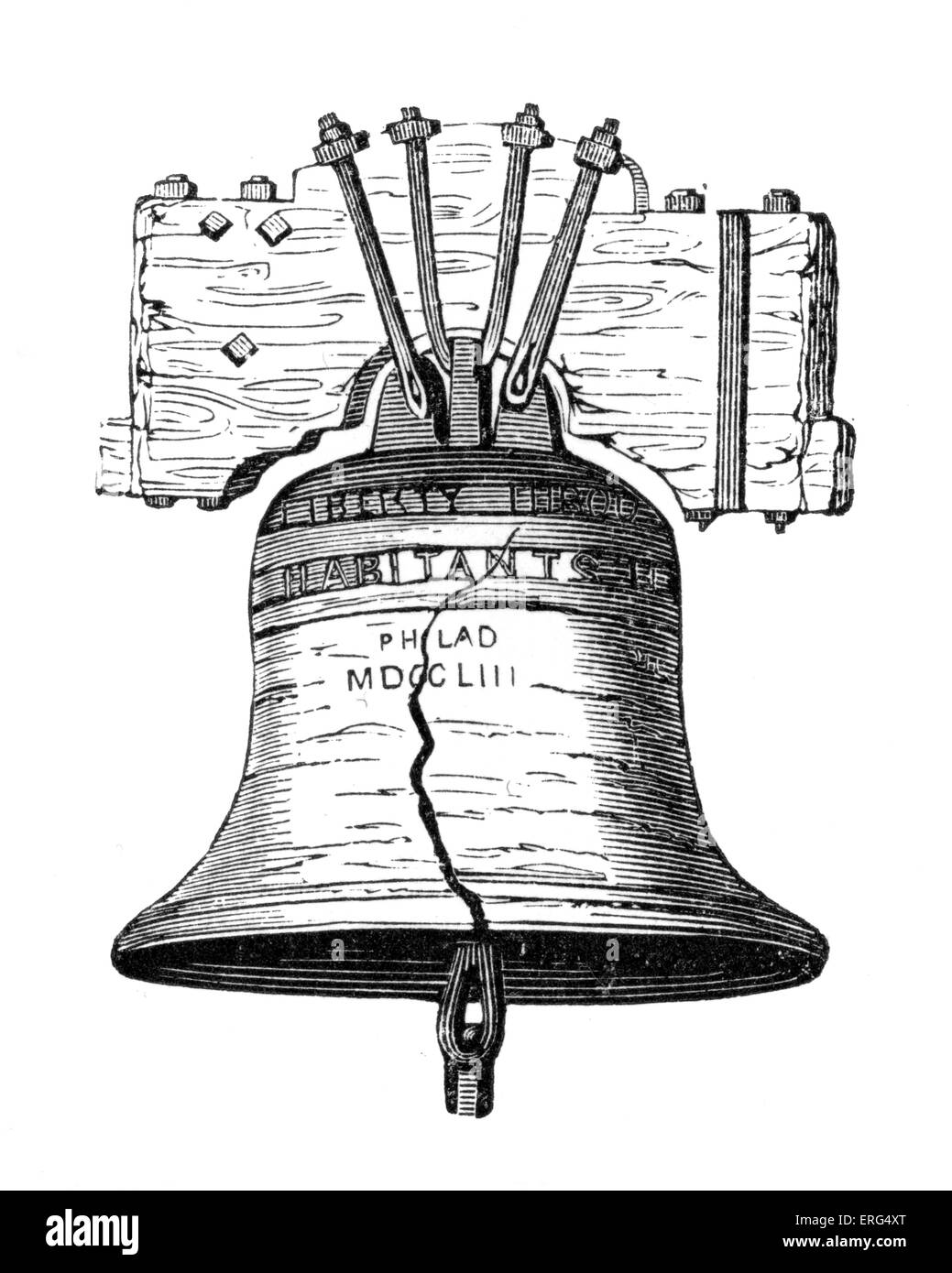 Liberty bell philadelphia pennsylvania one of the most liberty bell philadelphia pennsylvania one of the most prominent symbols of the american revolutionary war its most famous biocorpaavc Images