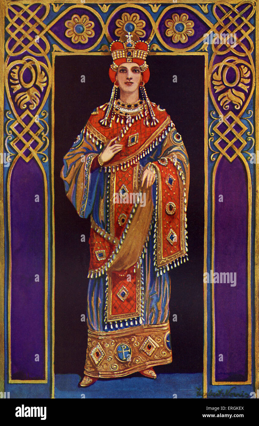 byzantine empress of the tenth eleventh and twelth