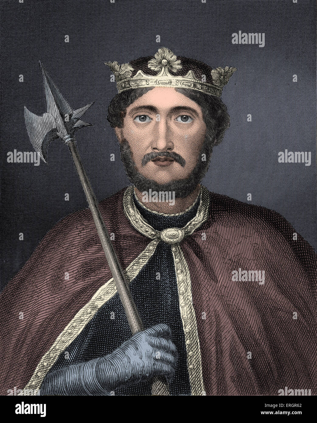 a biography of richard i the lionhearted king of england