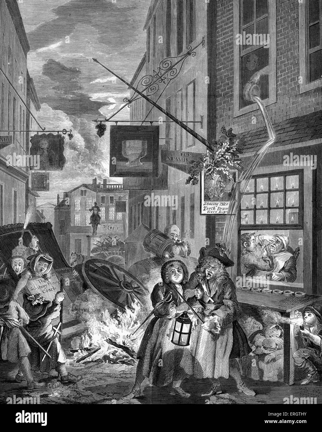 a picture of the city life in new england in the 18th century There were two very different lifestyles in 18th-century england: that of the rich and that of the poor with the industrial revolution, which started in the middle of the century, came new machinery that saved time and made some people very wealthy.