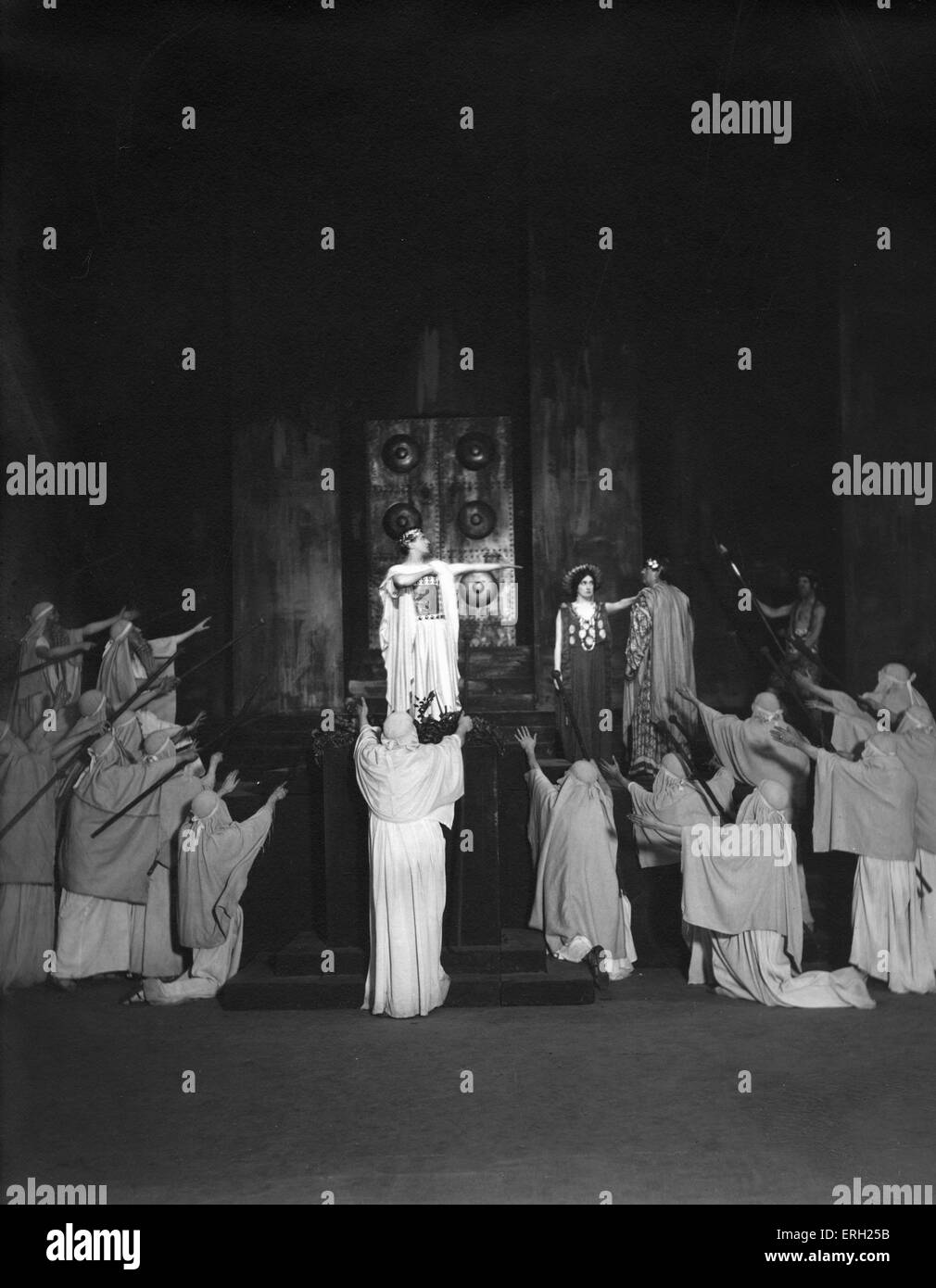 sophocles stock photos sophocles stock images alamy oedipus rex by sophocles performed in covent garden opera house